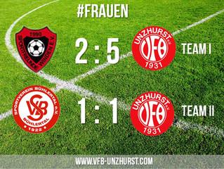 //Spielbericht Frauen SG Winden vs. VfB//