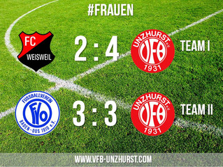 //Ergebnis Frauen FC Weisweil vs. VfB//