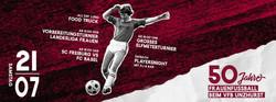 50 Jahre Frauenfussball