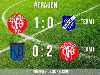 //Spielbericht Frauen VfB vs. SC Sand 3//