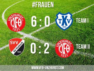 //Spielbericht Frauen VfB vs. SG Köndringen//