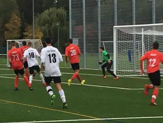 //A-Junioren 6:2 Sieg gegen die SG Weisenbach//