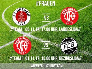 //Frauen SV Sinzheim vs. VfB//