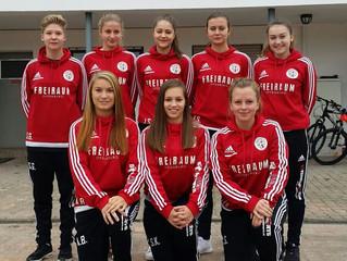 // Vorstellung Neuzugänge Frauen Team II