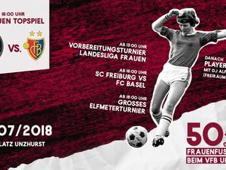 //50 JAHRE FRAUENFUßBALL BEIM VFB UNZHURST//