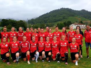//Trainingslager der VfB-Frauen in Rust//