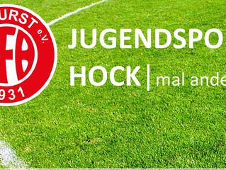 //Jugendsporthock am 25.05.//