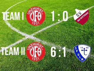 //Spielbericht Frauen VfB vs. SG Au-Wittnau 1:0//