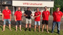 Aktion zugunsten des VFB Unzhurst 1931 e.V.