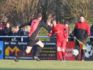 //Spielbericht Herren VfB Unzhurst-SV Forbach 2:0//