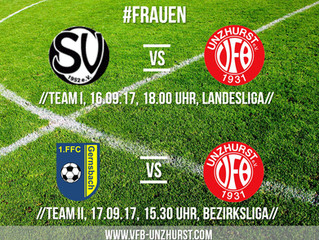 //Frauen SV Obersasbach - VfB Unzhurst//