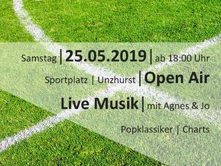 //Jugendsporthock am 25.05.2019//