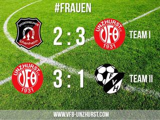 //Spielbericht Frauen SG Ichenheim vs. VfB//