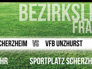//VfB Damen: Pokalspiel - Saisonauftakt 2019/20//