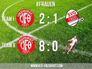 //Spielbericht Frauen VfB vs. SG Gengenbach/Zell//