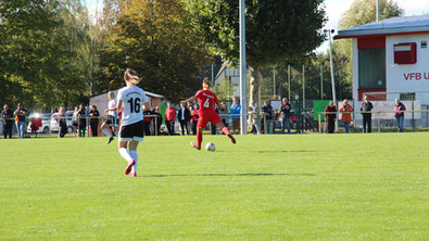 //Spielbericht Frauen | VfB Unzhurst I vs. SV Deggenhausertal 1:2//
