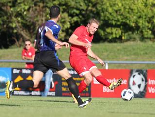 // Spielbericht VfB Unzhurst-SV Ulm 1:2 //