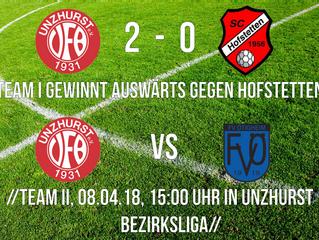 //VfB Frauen Team I gewinnt - Team 2 heute gegen Ötigheim//
