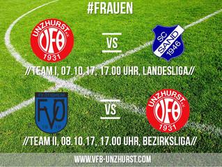 //Frauen VfB vs. SC Sand 3//