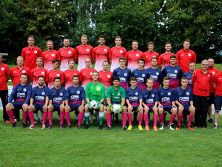 // VfB Unzhurst 16/17 Herren Team I + Team II //