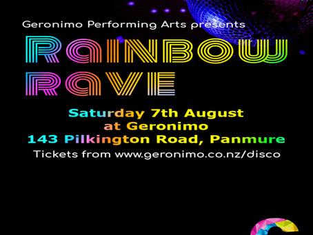 Rainbow Rave - let's disco everyone!