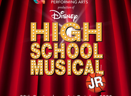 Tickets now on sale for High School Musical JR. Book here!