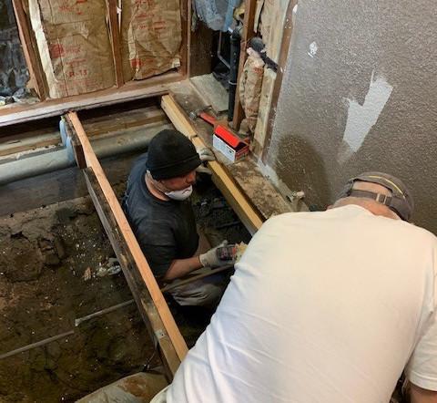 Bathroom Remodel (Springtown #2)
