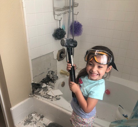 Putting the whole family to work