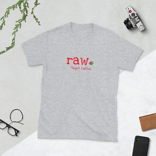 Short-Sleeve Unisex T-Shirt Raw