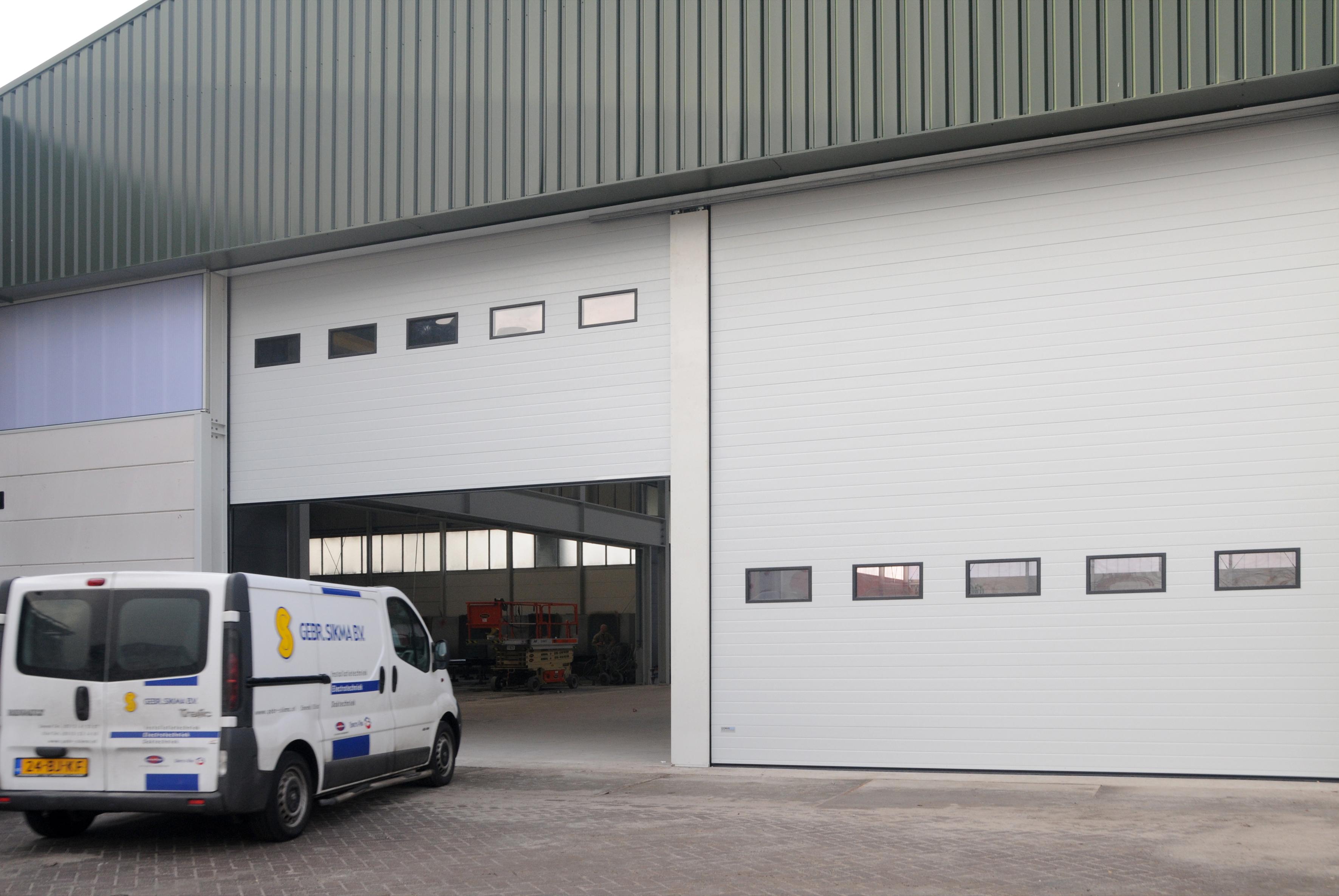 Ensama Industrial Doors