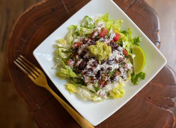 Black Bean FiestaTaco Salad