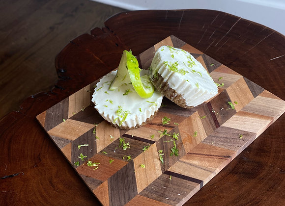 Lime Coconut Cups