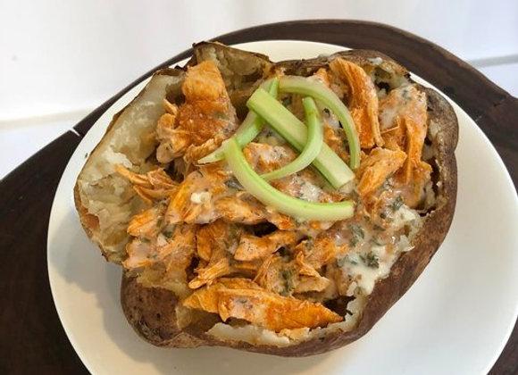 Buffalo Chicken Potato