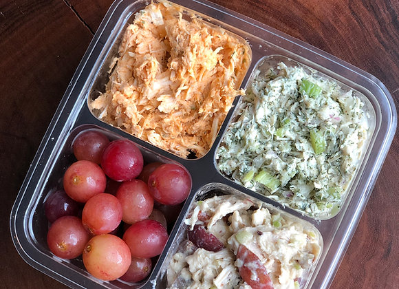 Chicken Salad Sampler [Changes Weekly]