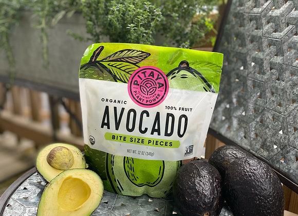Organic Avocado Pieces [Frozen]