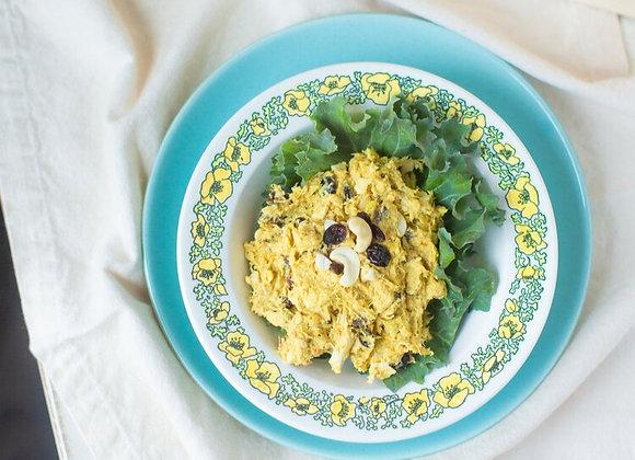 Curry Bird Chicken Salad