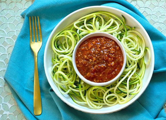 3-MEAT ZOODLES