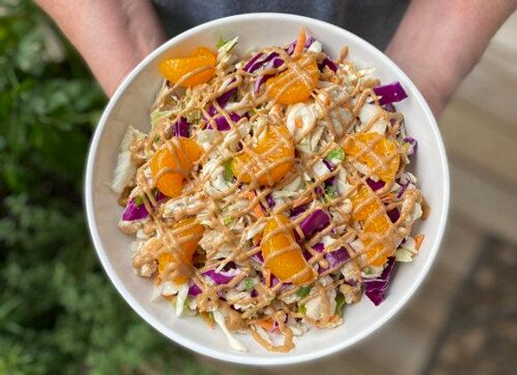 5-Star Chinese Inspired Chicken Salad