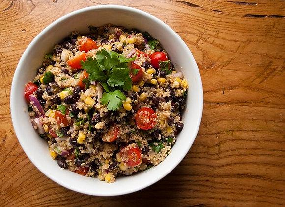 Mexican Quinoa Skillet