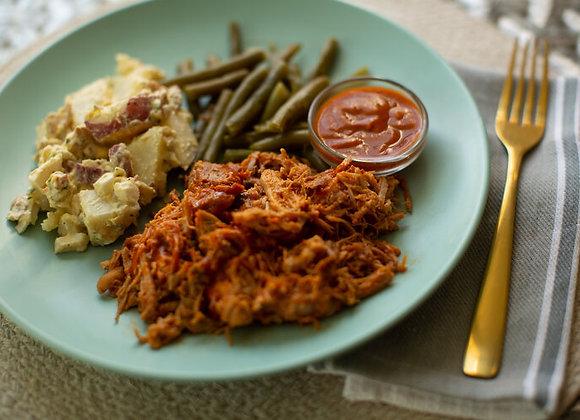 Southern BBQ Pork Plate