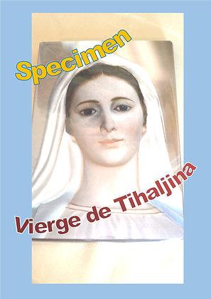 Notre-Dame de Tihaljina de face .
