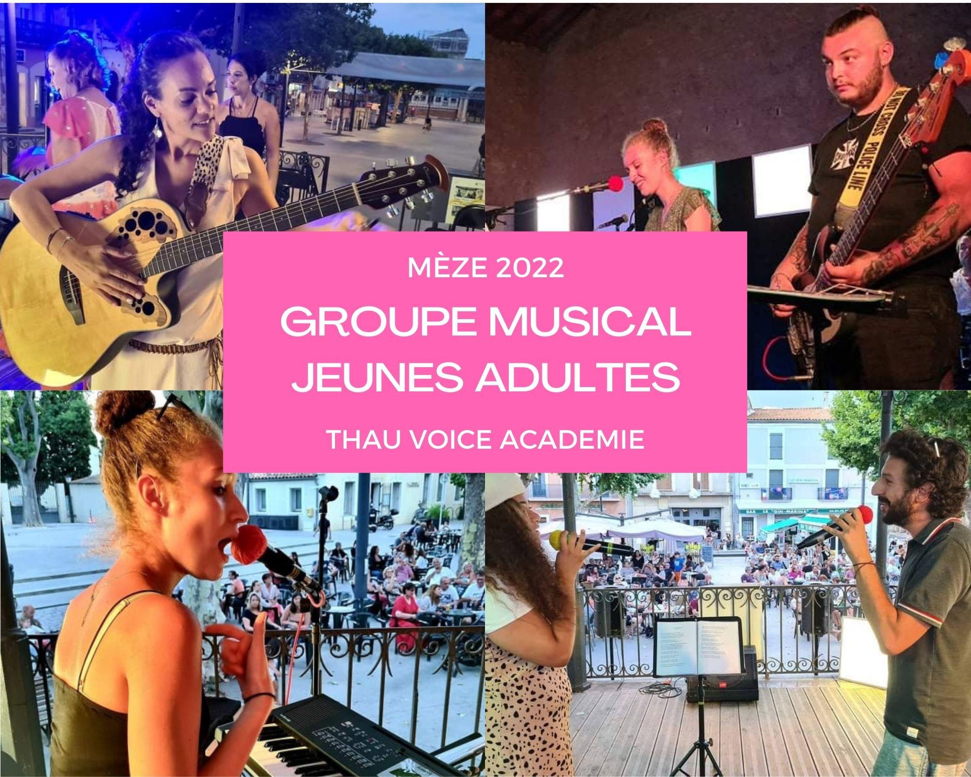 Groupe Musical Jeunes Adultes