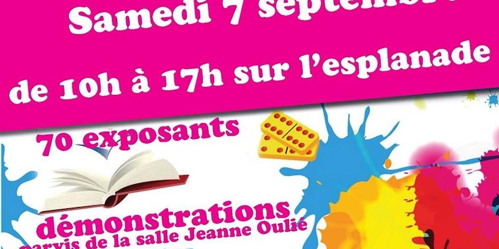 Forum de Association 7 septembre 2019 - Mèze