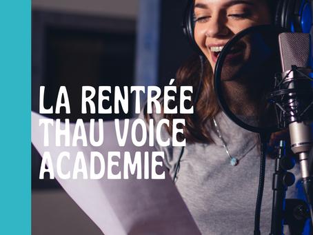 Thau Voice Académie, le reprise des cours!!!