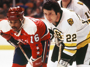 February is Black History Month: Who was the SECOND Black Player in NHL History?