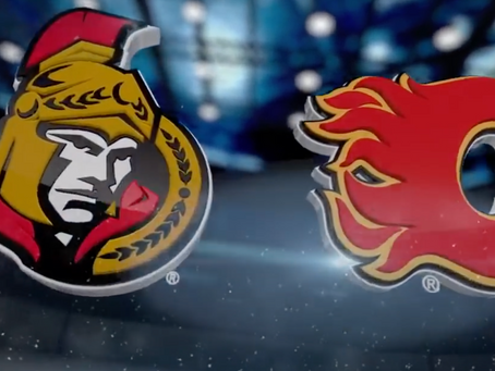 Two Minute Minor - Post Game Notes - Senators 6 Flames 1