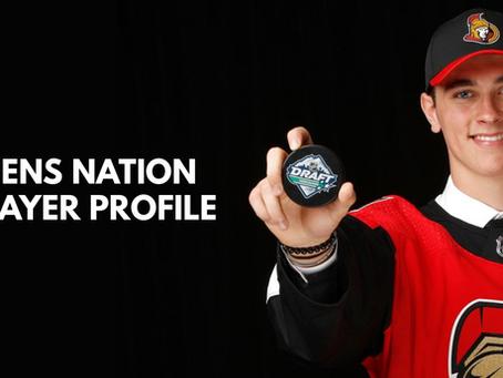 Sens Nation Player Profile: Rookie Centre Shane Pinto