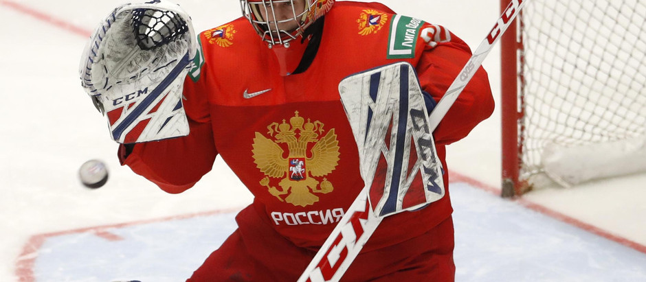 WHY THE SENATORS NEED TO DRAFT YAROSLAV ASKAROV