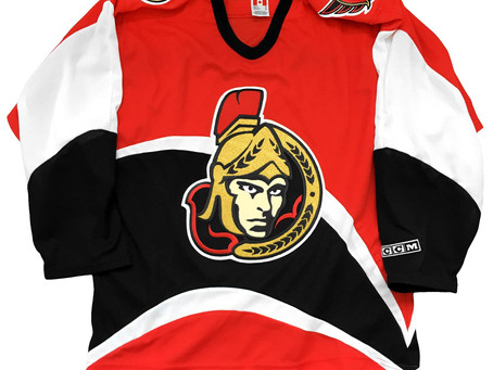 THE SENS NEW UNIFORMS NEED TO BE PERMANENT