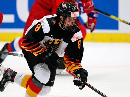 Tim Stuetzle at the Worlds: The Kings' Gaffe is Ottawa's Gain